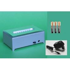 Lyssokkel SY-30 Hvidt lys 230 V / Batteridrift